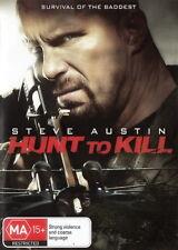 Hunt To Kill - Action / Thriller / Chase / Violence - Steve Austin - NEW DVD