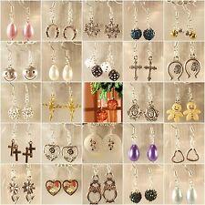 ♥ Dream-Pearls Adventskalender Schmuck Ohrringe 24 Paar ♥ AK003