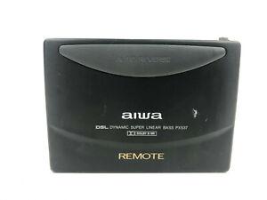 Aiwa PX 537 Walkman - tragbarer Kassettenspieler-portable MC-Player-DEFEKT!!!