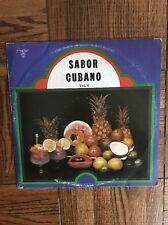 "CUBAN LP ""SABOR CUBANO"" Vol. 4 Adalberto/Roberto Faz/ Manguare/Pedro Luis Ferrer"