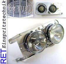 Scheinwerfer rechts HELLA Doppelscheinwerfer VW Scirocco 1 original