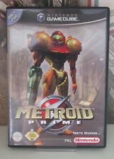 Metroid Prime (Nintendo Gamecube) PAL OVP/CD/Anleitung
