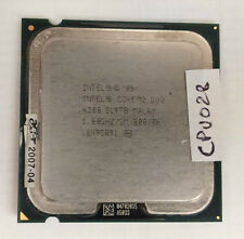 CPU / Processeur Intel Core 2 Duo 4300 SL9TB - Socket LGA775 - 1.8 Ghz - 2 Mo