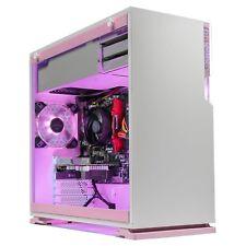 SkyTech Venus Desktop Gaming Computer PC Ryzen 3 1200, GTX 1050 Ti 4GB, 8GB DDR4