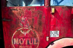 camion Motul