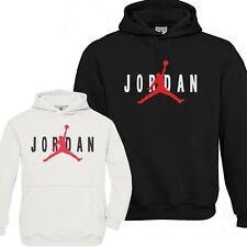 Felpa Basket Jordan 23 Cappuccio uomo bambino donna Personalizzazione stampa