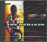 THE REMAKES - MAXI VERSIONS * NEW CD COMPILATION 1993 * NEU * VARIOUS ARTISTS