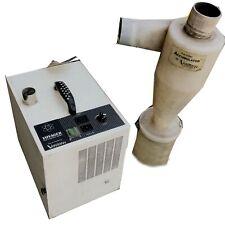 Vaniman VOYAGER Dust Collector Accumulator USED WORKING CONDITION