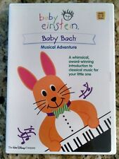 Disney - Baby Bach (DVD, 2002) - Used - Very Good