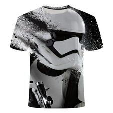 Star Wars 3D T Shirt XXL-Storm Tropper  - LOCATED IN & POSTED FROM AUSTRALIA