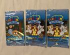 3 PACKS OF WEBKINZ TRADING CARDS, EACH WITH A CODE CARD