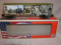 Lionel 6-84671 Vietnam War Box Car O 027 Made USA Battlefield Honor MIB New 2018