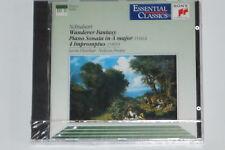 Schubert, Fleisher, Freire -Wanderer Fantasy- CD NEU, OVP