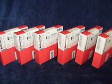 6x Mahle Course Segments Recouvert Lot 81,01mm VR6 2,8L AAA Aes Turbofest
