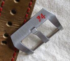 74 Uhren-Schließe Buckle in 26 mm für Straps Uhrenbänder Lederbänder NEU
