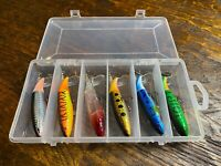 6PCS Whopper Plopper** Bass Lures Fishing Lures for Bass, Topwater Bass Lure