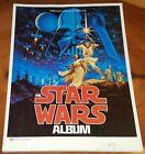 The STAR WARS ALBUM (Ballantine, 1977,First Edition)