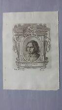 1772 Vite Vasari: Ritratto di Francesco Granacci (Villamagna Bagno a Ripoli)