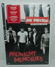One Direction - Midnight Memories: The Ultimate Edition - CD + Photo Book - NEW