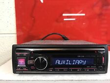 Alpine Cde-131r Aux In USB MP3 Andoid iPod iPhone Car Stereo Radio Cd Mp3 Player