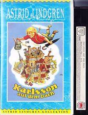 VHS Karlsson auf dem Dach - Astrid Lindgren - Taurus