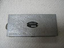 Umco Tackel Box 10 Alumiuium Vintage Used