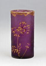 Florale Glas Vase Belgien Lambert 99835158
