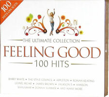 Ultimate Feeling 5 CD 1970 70s 1980s 80s Original Music