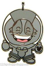 ROCKETEE DEE BEE DLR / WDW 2011 Hidden Mickey Disney Pin 82353