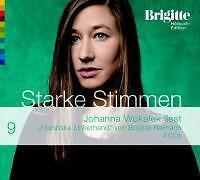 Johanna Wokalek/liest: Franziska Linkerhand von Brigitte Reimann Hörbuch ov 4/CD