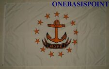 3'x5' Rhode Island State US USA Flag Outdoor Banner Polyester 3x5