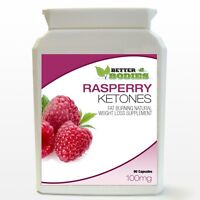 Raspberry Ketone Max Strength 90 Capsules Weight Loss Slimming Diet DIETING