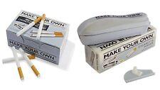 Cigarette Tube Filling Machine +100 Kingsize Tubes Original