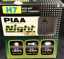 PIAA ECE R37 10707 H7 Night-Tech Replacement Bulb