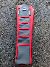 Motoseat Gripper Ribbed Seat Cover Honda CR 125 250 2000 2007 CRF250 CRF250R CR
