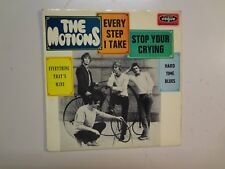 """MOTIONS: Every Step I Take + 3-France 7"""" 1966 Disques Vogue INT. 18097 EP PCV"""