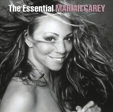 The Essential Mariah Carey by Mariah Carey (CD, Apr-2012, 2 Discs, Sony Legacy)
