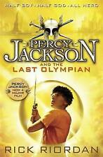 Percy Jackson and the Last Olympian: Bk. 5 by Rick Riordan (Paperback, 2013)