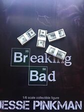 Threezero Breaking Bad BrBa Jesse Pinkman Cash Bundles x 4 loose 1/6th scale
