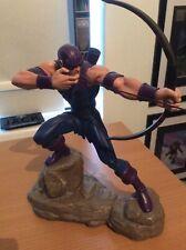 HAWKEYE statue Avengers Diamond Select Thanos enemy MIB CLINT BARTON Shield
