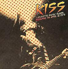 Kiss Lafayette Music Room 1974 BRAND NEW SEALED CD