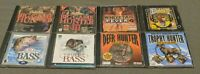 Lot Windows 95/98 HUNTING/FISHING GAMES BUNDLE VINTAGE DEER HUNTER BASS CABELA'S