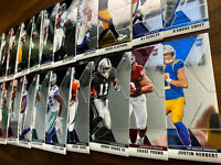 2020 Mosaic NFL Football Base RC Rookies #201-250 - Complete Your Set PHOTOS