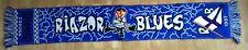 RIAZOR BLUES CORUÑA bufanda sciarpa schal scarf echarpe ultras hooligans