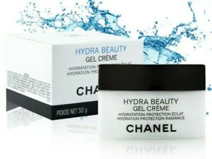 CHANEL HYDRA BEAUTY GEL CRÈME Hydration Protection Radiance 50G