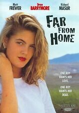 Far From Home 0012236118213 With Drew Barrymore DVD Region 1