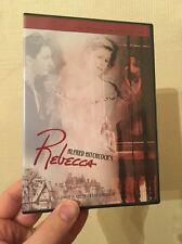 Rebecca Criterion DVD Hitchcock Olivier Du Maurier OOP 2-Discs Selznick Rare
