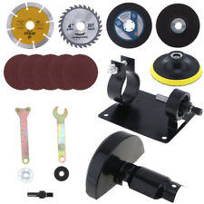 17PCS Electric Drill Cutting Seat Conversion Tool Accessories + Grinding Wheel