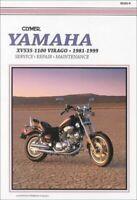 Yamaha XV535-1100 Virago, 1981-1999 by Clymer Publications Staff (1999,...