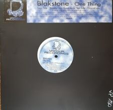"Blakstone  ""One Thing""  * VR12010 / Traveller and Quest Remixes / Kasey Taylor"